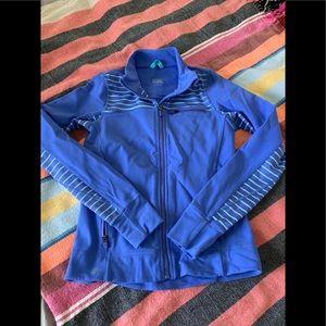 Athleta Girl full-zip jacket